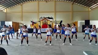 SPORTS MIMETICS DANCE COMPETITION