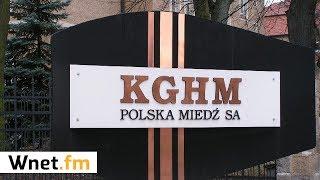 KGHM: Koncesja w woj. lubuskim [którą przyznano Miedzi Copper] nie jest interesująca ekonomicznie