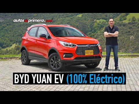 BYD YUAN EV ⚡El poder eléctrico en un MINI SUV 🔋 Prueba - Reseña