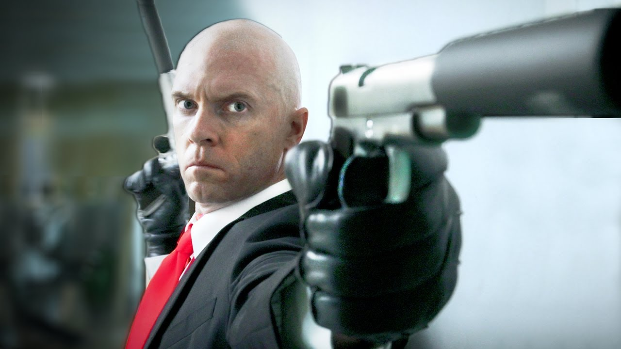 Watch Freddie Wong's Hitman Promo Video