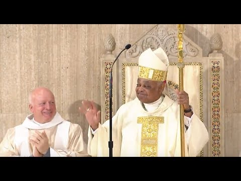 Installation Mass of the Most Reverend Wilton D. Gregory, 7th Archbishop of Washington