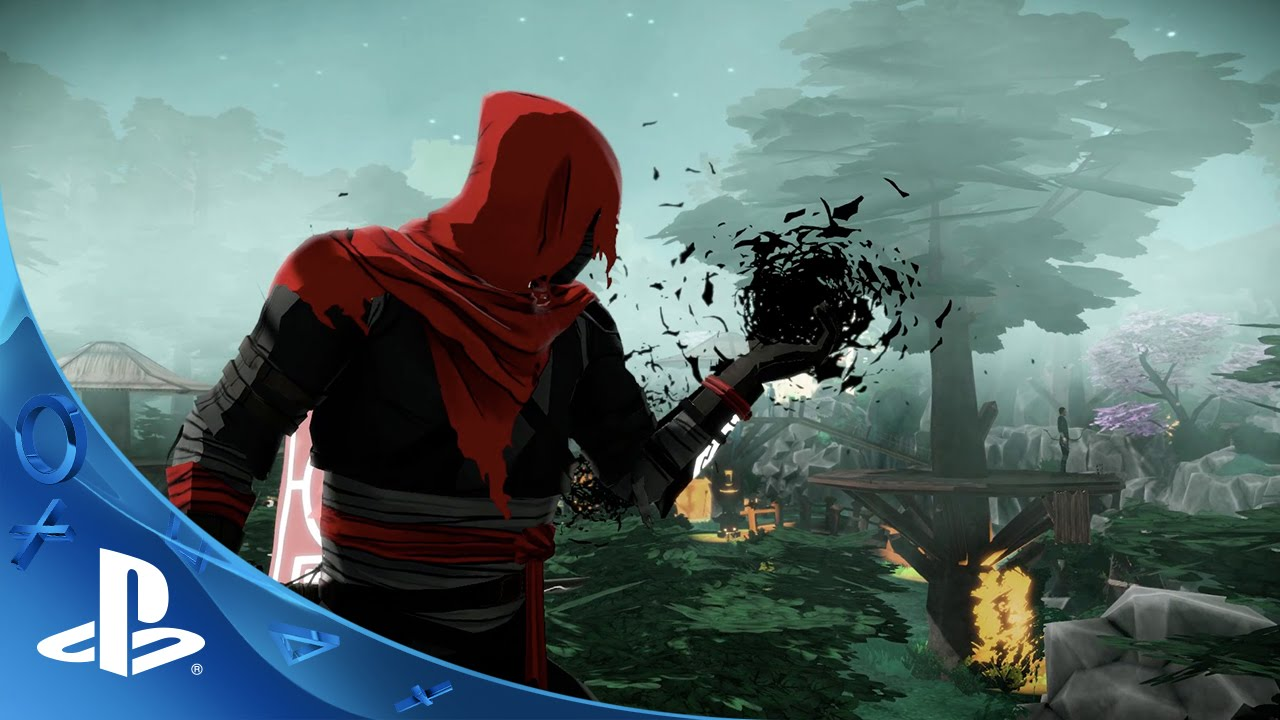Become an Undead Assassin in Aragami on PS4