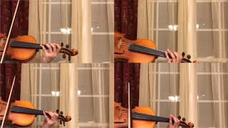 Lullaby For A Cat Violin Cover