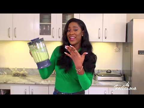 MY DETOX SMOOTHIE RECIPES – 3 GREEN DETOX SMOOTHIES – ZEELICIOUS FOODS