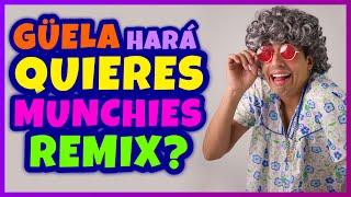 """Daniel El Travieso - Güela Le Hizo Un Remix A Su Canción """"Quieres Munchies""""!"""