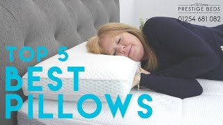 Top 5 Pillows - Best Pillow Review