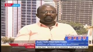 News centre: Electoral Code Breach Pt 1
