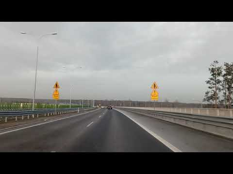 Przejazd Trasą Główną km 1+000 - 0+400