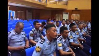 Dialog Interaktif Polda Metro Jaya Di STIP Jakarta