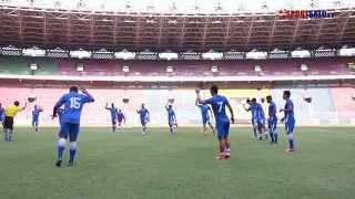 Persib Bandung Sehari Jelang Final Piala Presiden