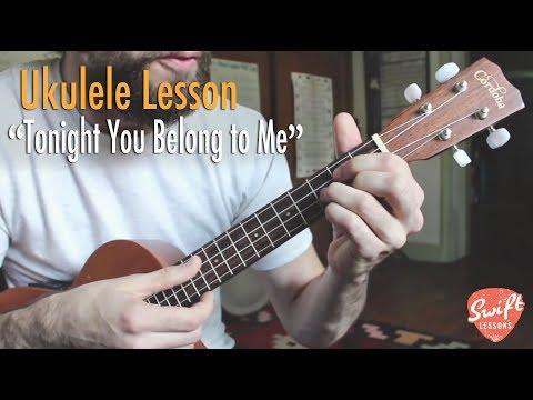 Tonight You Belong To Me- Karaoke Version (Guitar) - Jo Josephs ...