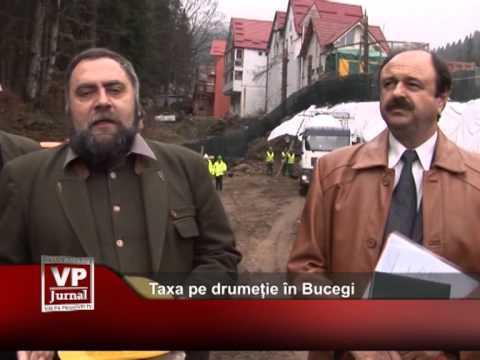 Taxa pe drumeție în Bucegi