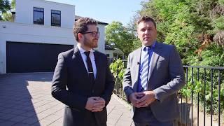 27B Joslin Street, Wayville with Laurie Berlingeri & Michael Walkden - Adelaide Real Estate SA -
