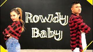 Rowdy Baby | Dhanush, Sai Pallavi, Dhee | Santosh Konathala SK Choreography