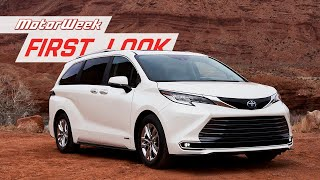 Toyota Sienna (XL40) 2020 - dabar