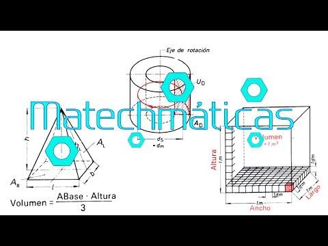 Volumen de prisma cuadrangular (Con polinomios) - смотреть