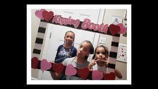 DIY Kissing Booth Frame- Very easy