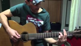 Till death do us part   White Lion solo guitar cover