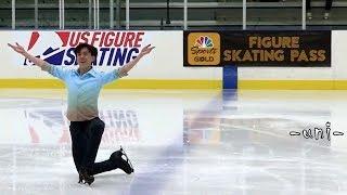 Vincent ZHOU   SP   2019 US International Figure Skating Classic   ヴィンセント・ジョウ   周知方