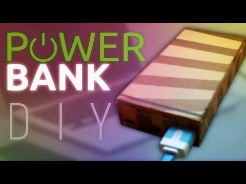 Jak zrobiłem swój pierwszy POWER BANK