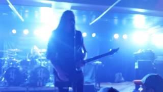 "Evergrey ""A Touch of Blessing"" Live NYC 6/1/17"