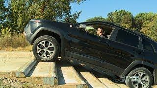 2014 Jeep Cherokee Durability Testing