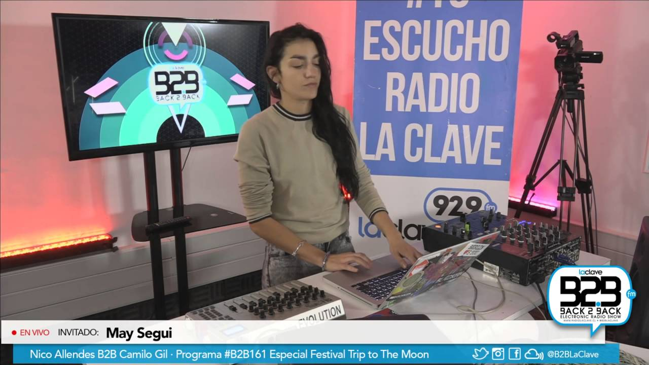 May Segui - Live @ B2BLaClave #161 2016