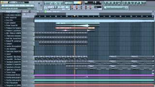 Alesso - tear the roof up (remake on fl studio)