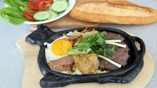 BÒ NÉ – SIZZLING BEEF STEAK Recipe