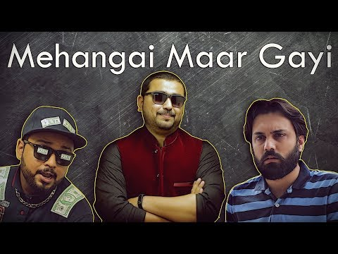 MEHANGAI MAAR GAYI | Comedy Video | The Idiotz