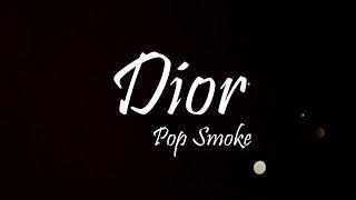 Pop Smoke - Dior (Lyrics)
