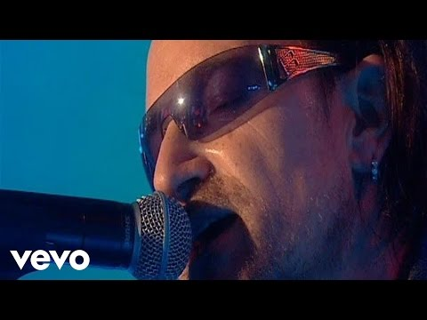 U2 - Sometimes You Can't Make It On Your Own (Live)