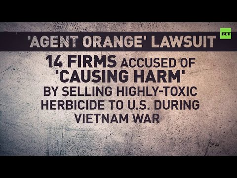 'J'accuse!' | French lawsuit accuses 'Agent Orange' firms over damage during Vietnam war