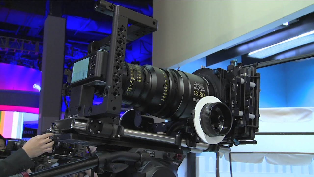 Ex Demo BMD Pocket Cinema Camera