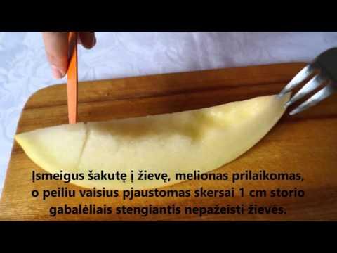 kiek kartaus meliono svorio