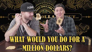 Million Dollars, but... | RoosterTeeth Board Game | Kholo.pk