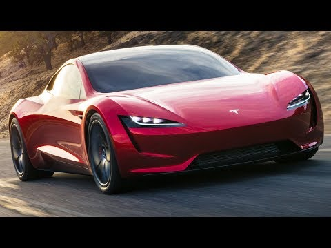 Tesla Roadster (2020) The Quickest Car In The World