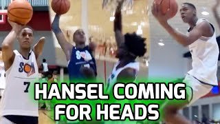 Hansel Enmanuel Continues To SHINE! One-Armed Star Goes Up Against TEAM DURANT And 5 STAR PROSPECT 🍿