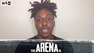Nneka Ogwumike Discusses Allyship and the WNBA Bubble | The Arena