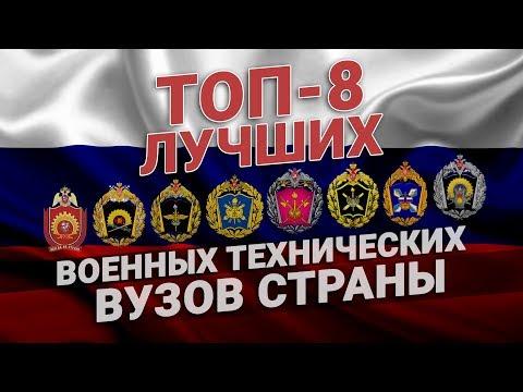Лучшие военные ВУЗы России с технической специализацией. ТОП 8