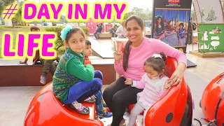 A Day In My Life - Kids Playzone, Shopping Mall, Street Market | ShrutiArjunAnand