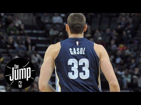 Should Grizzlies trade Marc Gasol? | The Jump | ESPN