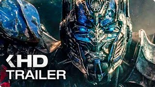 TRANSFORMERS 5 The Last Knight Trailer 2017