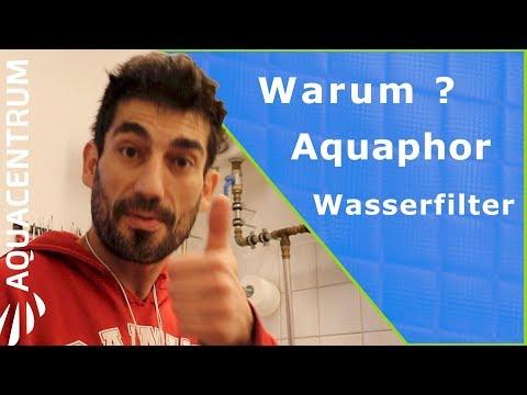 Verkeimungsschutz durch Hohlfasermembran? Warum einen Aquaphor Wasserfilter?