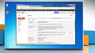 How to forward email messages sent to your Gmail® account to another address