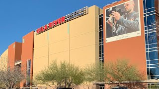 NHL ARENA TOUR: GILA RIVER ARENA | ARIZONA COYOTES VS DETROIT RED WINGS | MARCH 2ND 2019
