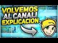 Download Video YA ESTOY DE VUELTA!! ¿POR QUÉ NO HE SUBIDO VIDEOS?