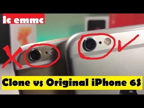 Fake vs Real iPhone 6! - Harris Craycraft - Video - 4Gswap org