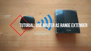 Tutorial: How to use Wifi Router as Repeater / Range Extender|(JioFi/MiFi Range Extender)