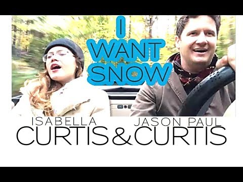 I Want Snow - Jason Paul Curtis feat. Jeremy Ragsdale online metal music video by JASON PAUL CURTIS